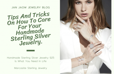 Tips And Tricks On How To Care For Your Handmade Sterling Silver Jewelry.